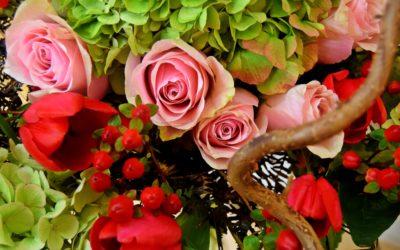 I fiori per il matrimonio a marzo, aprile e maggio