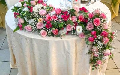 Fiori matrimonio: come sceglierli in base alla location