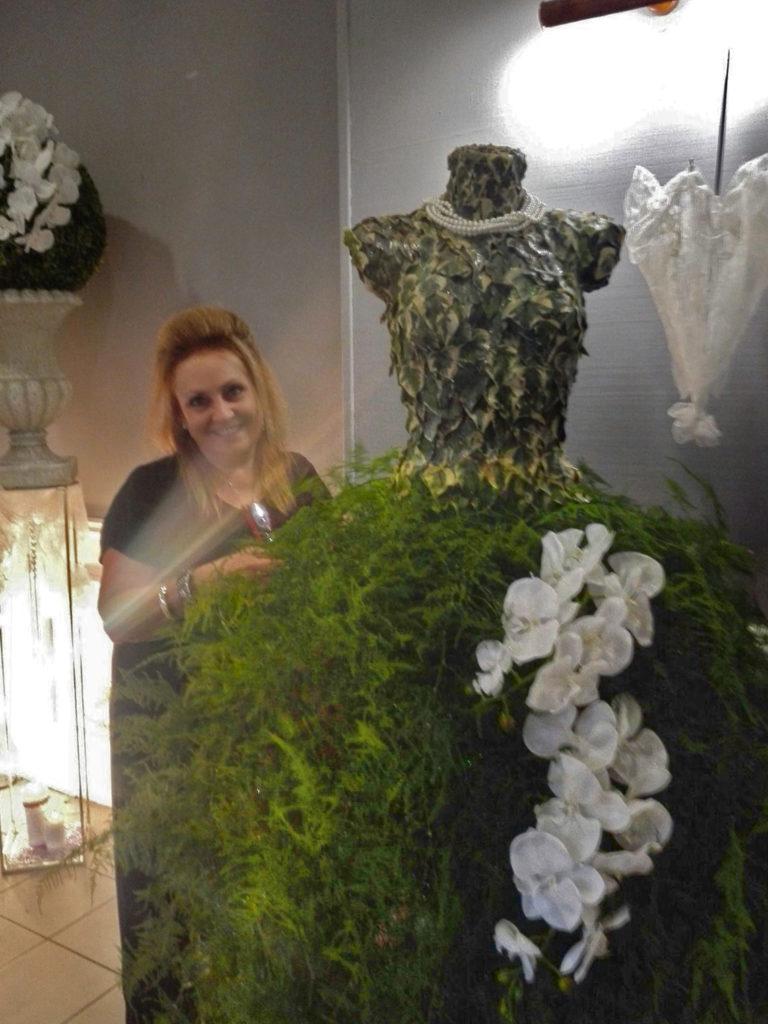 Olga Zampolini Floral Designer a Ladispolii