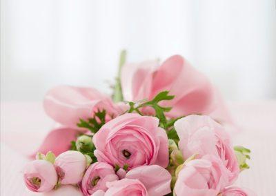 rose fiori matrimonio